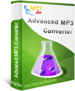 Advanced MP3 Converter