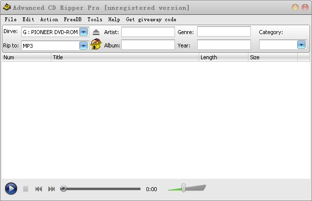 advanced rip cd to wav converter pro